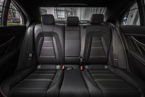 Mercedes-AMG E 63 s 4MATIC+ (44) Rear Seats - Malaysia 2017