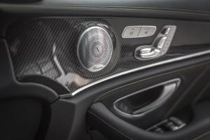 Mercedes-AMG E 63 s 4MATIC+ (10) Door Card Burmester - Malaysia 2017