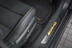 Mercedes-AMG E 63 s 4MATIC+ (11) AMG Scuff Plate - Malaysia 2017