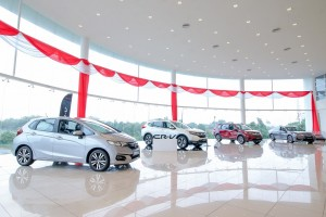 02 Botanic Auto Mall Honda 3S Centre has the biggest total build-up area in Central region at almost 72,000 square feet - Malaysia 2017