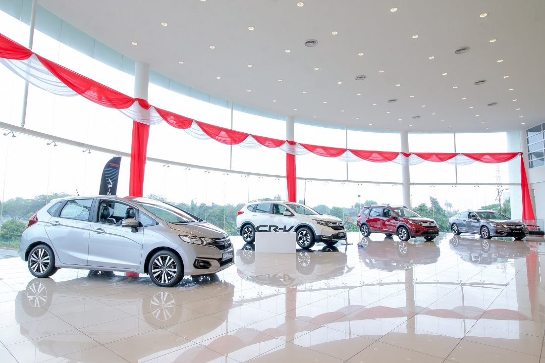 02 Botanic Auto Mall Honda 3S Centre Has The Biggest Total Build Up Area In Central Region At Almost 72000 Square Feet Malaysia 2017