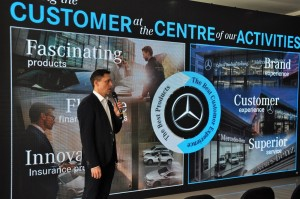 Mercedes-Benz Malaysia Dr Claus Weidner 3Q2017 Presentation, Pekan