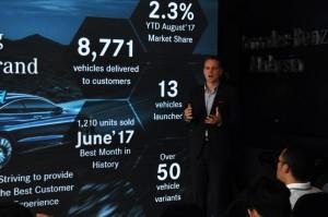 Mercedes-Benz Malaysia Mark Raine, Pekan 2017