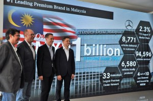 Mercedes-Benz Malaysia, Pekan 2017 Q3 Results