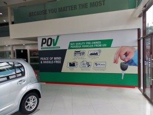 Perodua KL New & Pre-Owned Vehicles Showroom, Malaysia 2017