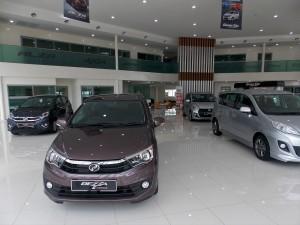 Perodua KL Showroom Display, Jalan Pahang