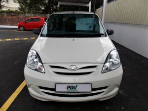 Perodua Pre-Owned Vehicle, Perodua KL Jalan Pahang