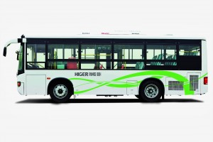 Go Auto Electric Bus, Higer