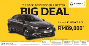 Renault 'Big Deal' Campaign_Oct_2017 Malaysia