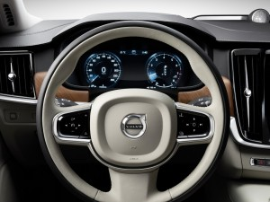 Volvo S90 T8 Steering Wheel