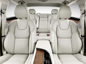 Volvo S90 T8 Seats
