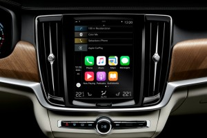 Volvo S90 T8 Touchscreen Apple CarPlay