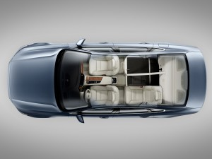 Volvo S90 Seat Configuration