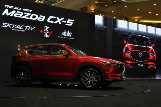 New Locally Assembled Mazda CX-5 Launched; 5 Variants From RM137k