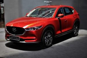 Mazda CX-5 Launch Malaysia, 1 Utama Shopping Centre 2017