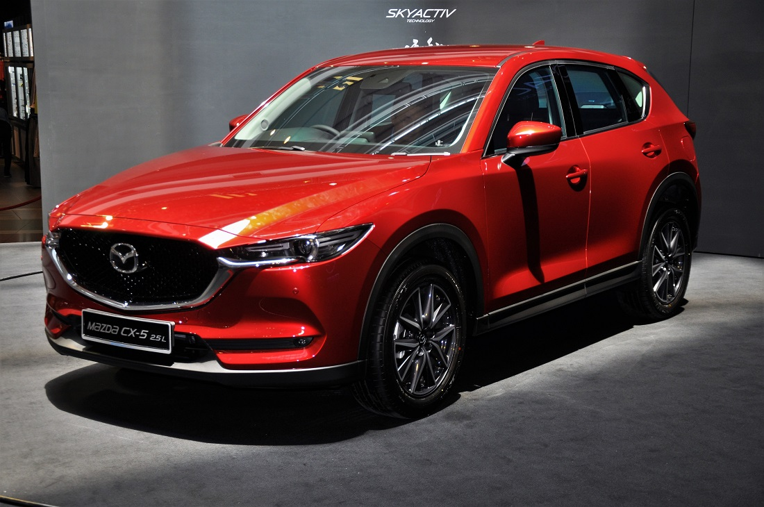 new locally assembled mazda cx 5 launched 5 variants from. Black Bedroom Furniture Sets. Home Design Ideas