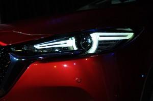 Mazda CX-5 LED Headlight, Malaysia 2017