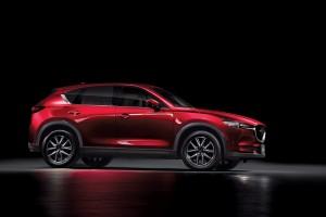 Mazda CX-5-Dynamic Side Malaysia 2017
