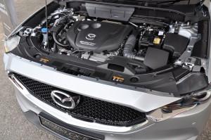 Mazda CX-5 2.2L Skyactiv-D Diesel Engine Malaysia 2017
