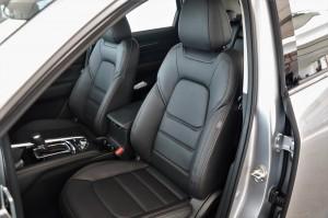 Mazda CX-5 Front Seats Malaysia 2017