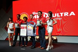 Shell Helix Ultra Drive On Campaign Launch Malaysia 2017