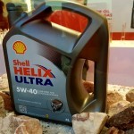 Shell Helix Ultra 5W-40 Engine Oil