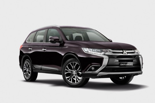 Locally Assembled Mitsubishi Outlander 2.0 SUV Now Available