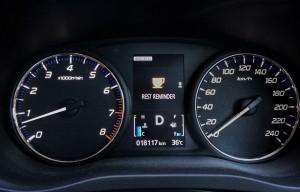 Mitsubishi Outlander 2.0 Rest Reminder, Malaysia 2017 - Copy