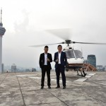 BMW Excellence Club Malaysia, 7 Series Owners, Helicopter Ride Kuala Lumpur