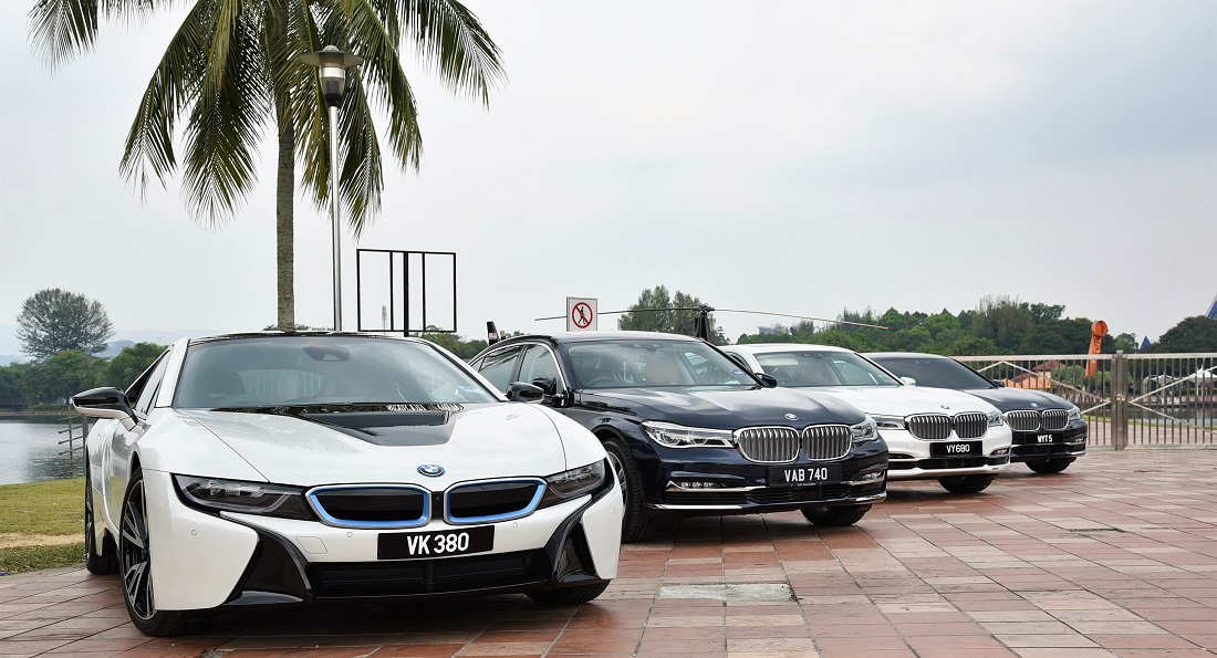 Bmw Group Malaysia Introduces Exclusive Bmw Excellence Club For 7