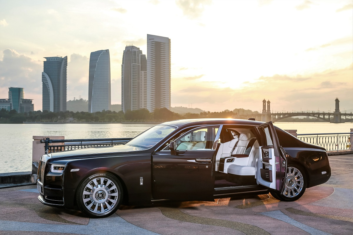 Rolls-Royce Phantom Appears In Malaysia - Autoworld.com.my