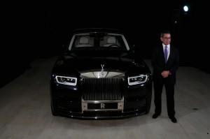 Rolls-Royce Phantom, Dato Michael Ong, Malaysia 2017