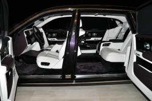 Rolls-Royce Phantom Doors Opened Malaysia 2017