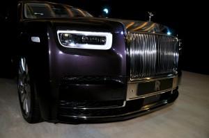 Rolls-Royce Phantom Front Malaysia 2017