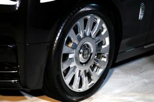 Rolls-Royce Phantom 22 Inch Wheel
