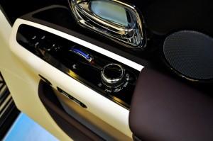 Rolls-Royce Phantom Rear Door Air Cond Control, Malaysia 2017