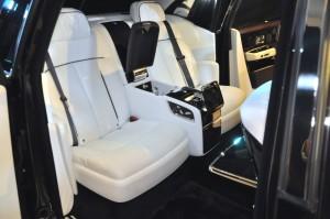 Rolls-Royce Phantom Rear Seats Malaysia 2017