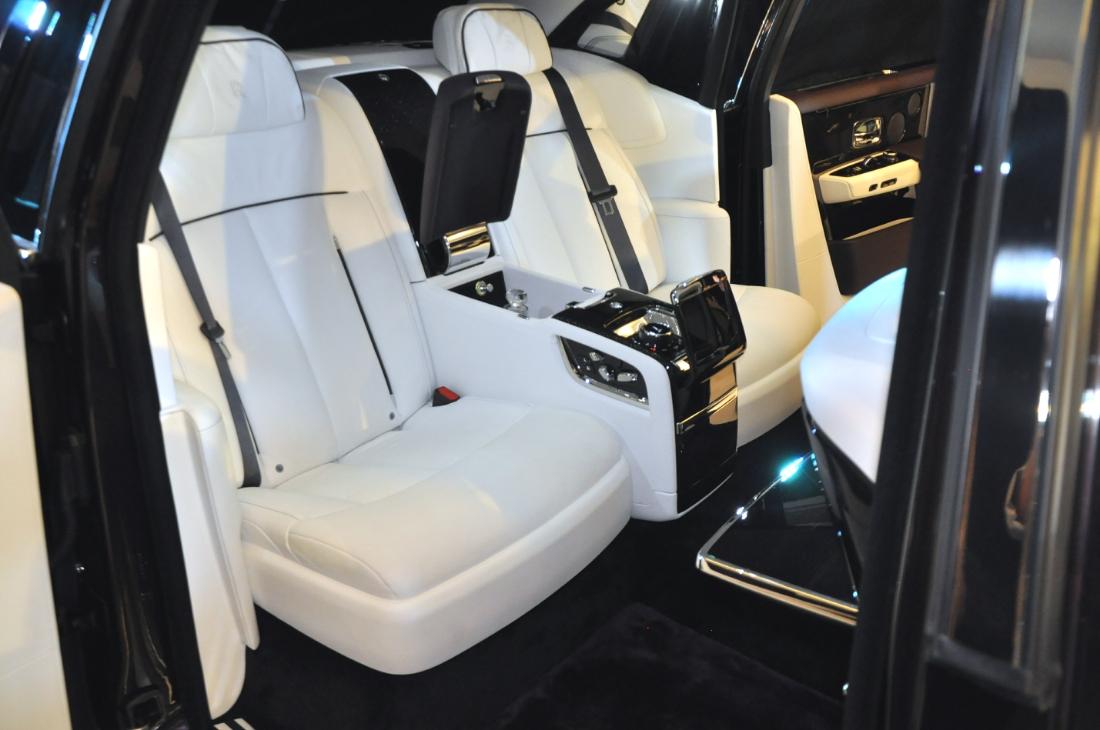 Rolls Royce Phantom Rear Seats Malaysia 2017
