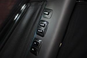 Rolls-Royce Phantom Rear Door C Pillar Controls, Malaysia 2017