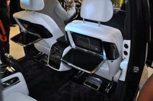 Rolls-Royce Phantom Rear Screens Malaysia 2017