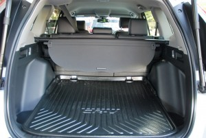 Honda CR-V Has Plenty of Luggage Space