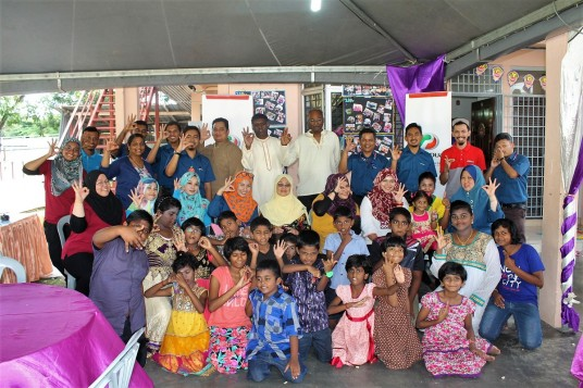 Perodua Helps Out Children's Home In Penang With 3-Year Commitment