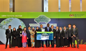 Toyota Eco Youth TEY 2017_2nd Place Winner SMK Lopeng Tengah Miri Sarawak - Malaysia