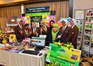 SMK Raja Perempuan Ipoh - Toyota Eco Youth TEY 2017 Malaysia