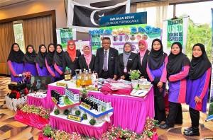 SMK Balai Besar Dungun - Toyota Eco Youth TEY 2017  Malaysia