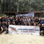 Ford Ranger Owners Club Borneo Region Ulu Engkuah, Kapit, Sarawak Expedition 2017