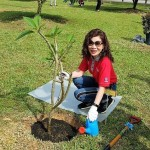 Tan Chong Group 60th Anniversary Plant A Tree Plant A Life, Dato Rosie Tan