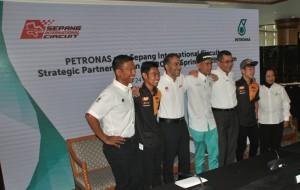 Petronas Sprinta Racing Team Riders, Petronas And Sepang International Circuit, Motorcycle Racing