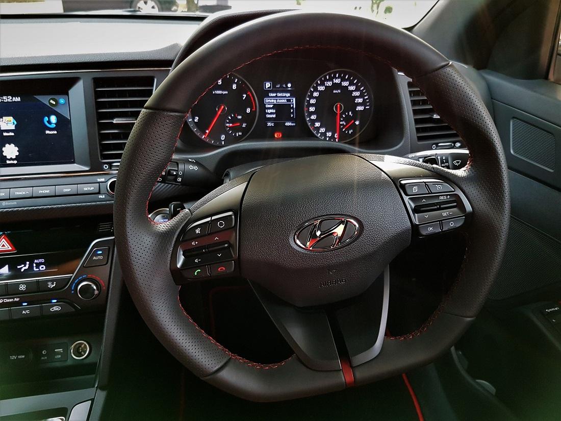 Hyundai Elantra Sport – Turbo Powered Now! - Autoworld com my