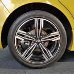 Hyundai Elantra Sport 1.6L Turbo Alloy Wheel, Malaysia 2017